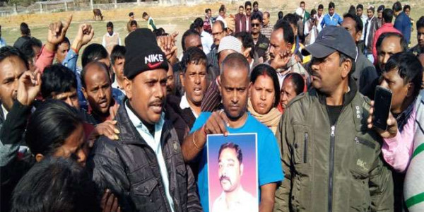 dumka-death-of-para-teacher-in-dumka-at-jharkhand