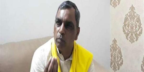 ओमप्रकाश राजभर ने मुख्यमंत्री योगी आदित्यनाथ को वापस किया अपना एक विभाग