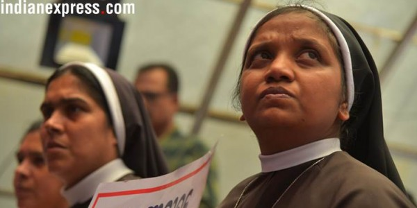 Nun rape case: After protests, Kerala Church warns nuns, priests against 'indiscipline'