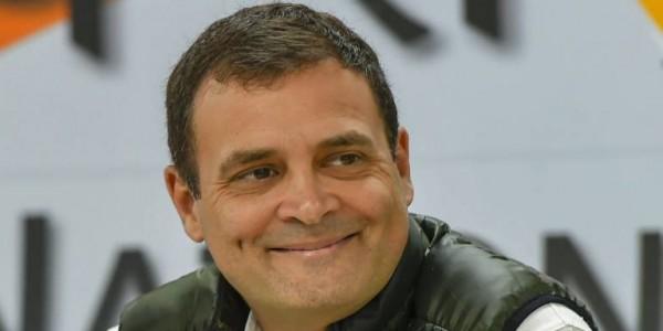 राहुल का तंज, पीएम मोदी ने पकड़े जाने के बाद पूरे देश को चौकीदार बना दिया