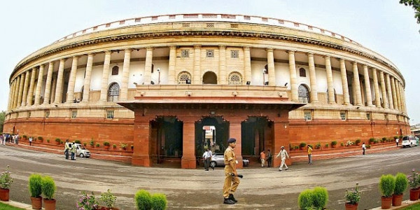 Congress Walks Out of Parliament Over Issue of Electoral Bonds