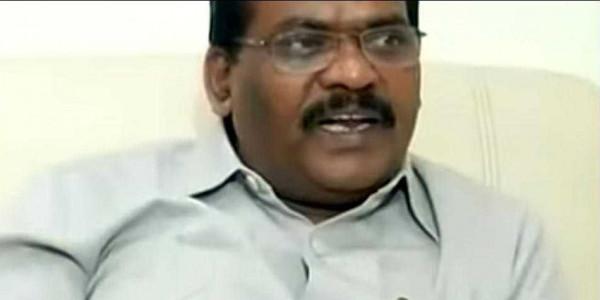 महाराष्ट्र के मंत्री दिलीप कांबले के ऑफिस में ताला तोड़कर चोरी की कोशिश