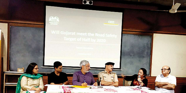Gujarat needs to implement amended Motor Vehicle Act in totality: Experts