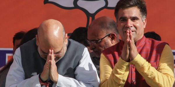 J&K BJP suspends ex-MLA who filed plea in apex court
