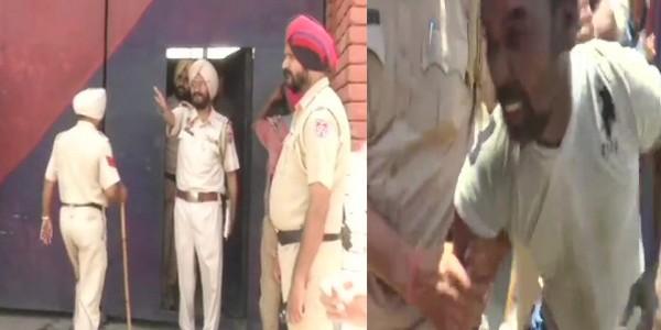 लुधियाना जेल में बवाल, आपस में भिड़े कैदी, पुलिस ने की हवाई फायरिंग