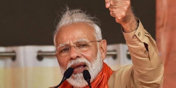 'मुंबई हमले के बाद कार्रवाई करने में असफल रही कांग्रेस'