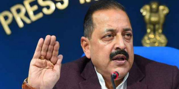 Jitendra Singh Visits in JNU to Talk About Article 370