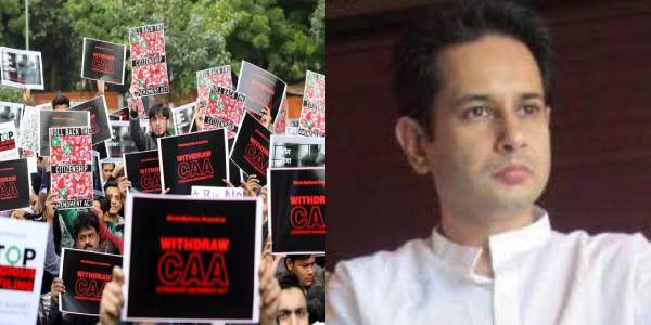How much burden can we take, asks Tripura royal scion Pradyot Deb Barman after challenging Citizenship Act