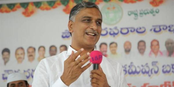 Harish Rao's remark rattles TRS cadre