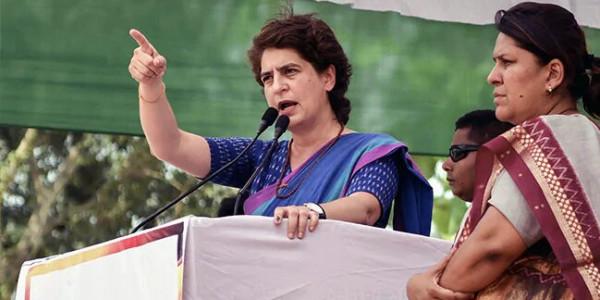यूपी कांग्रेस ने पार्टी के 11 वरिष्ठ नेताओं को भेजा नोटिस