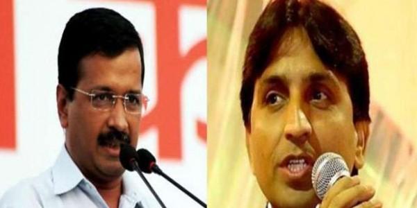 kumar-vishvas-attack-on-arvind-kejriwal-over-alliance-with-congress