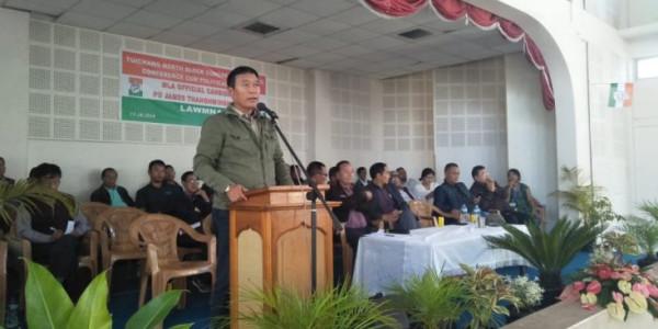 Mizoram polls Congress banking on their trump card  NLUP
