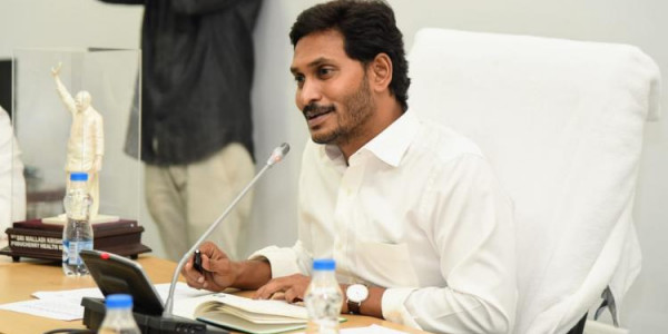 CM Jagan Mohan Reddy Arrives in Delhi to Meet PM Modi