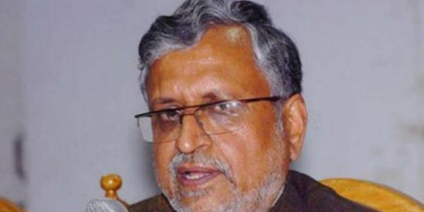 फीके शो में राजद व कांग्रेस की दूरी ने हैसियत बतायी : सुशील मोदी