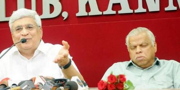 Grand alliance not practical, says Karat