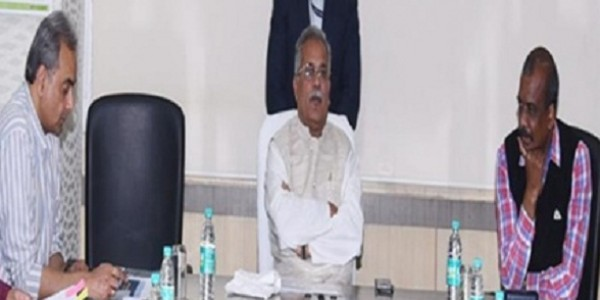 bhupesh-baghel-said-goverment-will-not-give-permission-for-digging-of-gold-mines