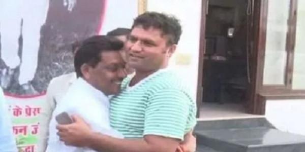 गोबिंद कांडा ने की अशोक तंवर से मुलाकात, मांगी मदद