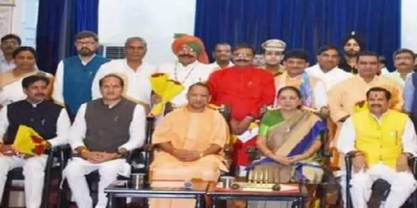 योगी मंत्रिमंडल विस्तार में 15 करोड़पतियों को मिली जगह, अनिल शर्मा सबसे अमीर