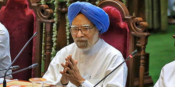 Former PM Manmohan Singh Returns To Rajya Sabha On Seat From Rajasthan