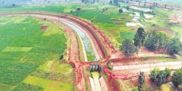 हजारीबाग: 41 साल बाद 85 गांवों को सिंचित करेगी कोनार परियोजना, 150 किमी होगी नहर की लंबाई