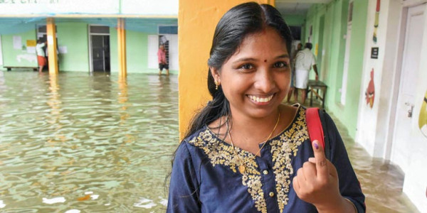 Kerala bypolls: final voting percentage is yet to come