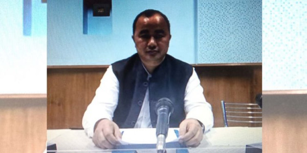 Mizo education minister concerned over less no. of Mizo IAS officers