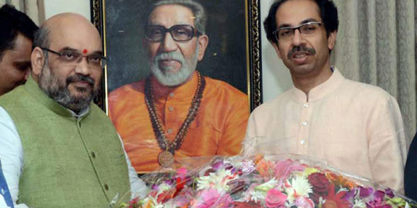 Focus on Sena-BJP ties at NDA meet