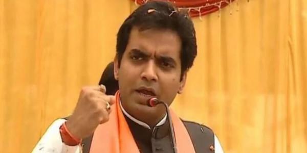 गृह मंत्री राजनाथ सिंह के बेटे से मांगी 10 लाख फिरौती, न देने पर अंजाम भुगतने की चेतावनी