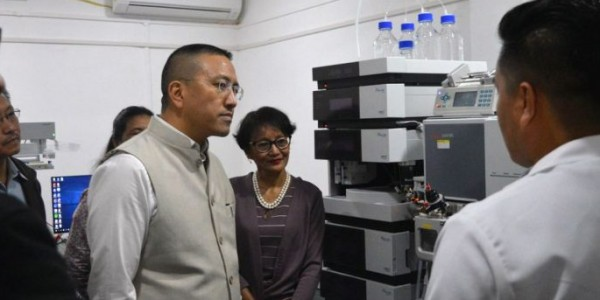 Nagaland first in North East to get level 2 food laboratory