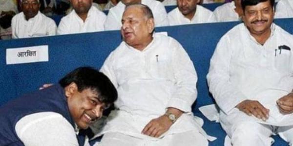 खनन घोटाला: ईडी ने पूर्व मंत्री गायत्री प्रजापति से की एक घंटे तक पूछताछ
