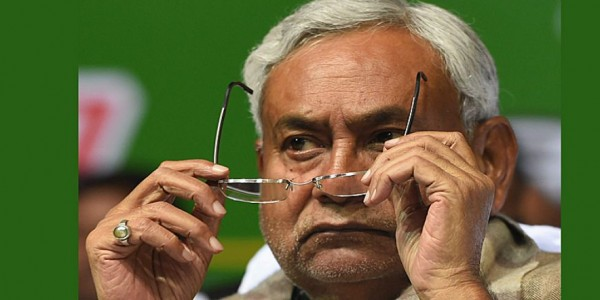 Amid reports of strain ties with BJP, Nitish Kumar attends Jitan Ram Manjhi's Iftar party in Patna