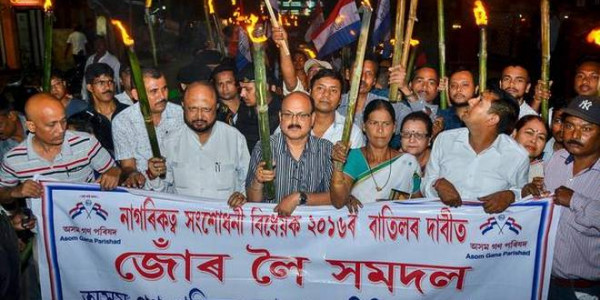 RSS Wants Citizenship Amendment Bill Shelved for Now After Widespread Protests in Assam
