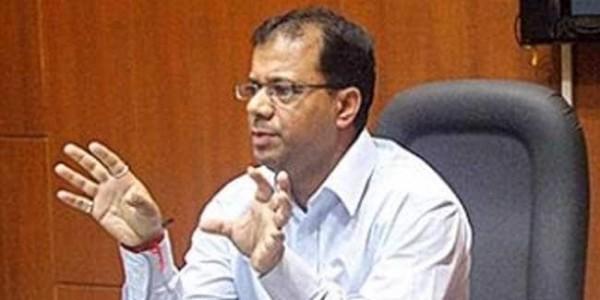 vishwajit-rane-goa-minister-alleges-impersonator-making-extortion-calls