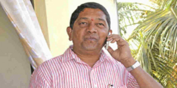 Milind concerned over ammonia storage, transportation in Mormugao
