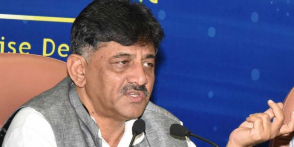 5 BJP leaders trying to lure Cong MLAs: Shivakumar