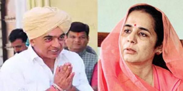 मानवेंद्र के बीजेपी छोड़ने से कांग्रेस को फायदा, पत्नी चित्रा लड़ेंगी विधानसभा चुनाव