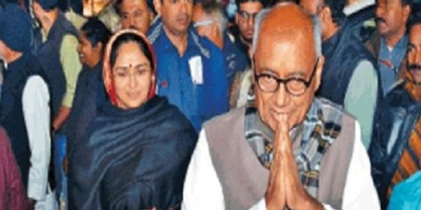 दिग्विजय सिंह बोले- प्रदेश सरकार को नहीं है खतरा, भाजपा विधायकों के लिए ये बात बोली