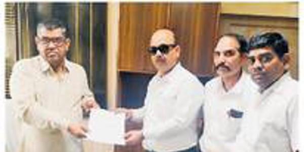 भाजपा ने की कांग्रेस प्रत्याशी तंवर के समर्थकों पर नजर रखने की मांग
