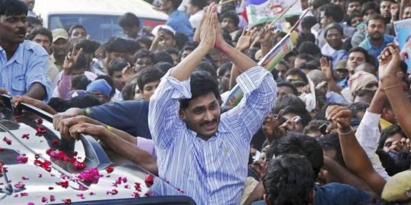 Jagan Mohan Reddy's tenure as Andhra Pradesh CM — a timeline