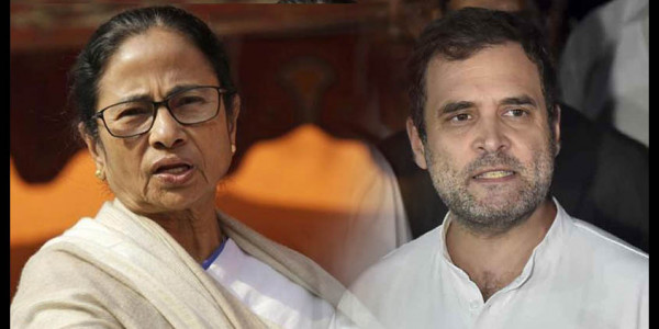 TMC, Congress start talking alliance for Bengal polls