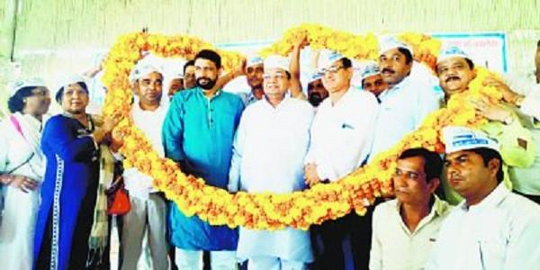 कांग्रेस, भाजपा एक ही सिक्के के दो पहलू- डॉ. सुशील गुप्ता
