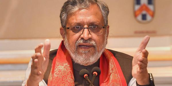 Sushil Modi takes dig at Sharad Yadav over Benami Wealth