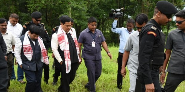 Assam's Kaziranga National Park prepares for floods