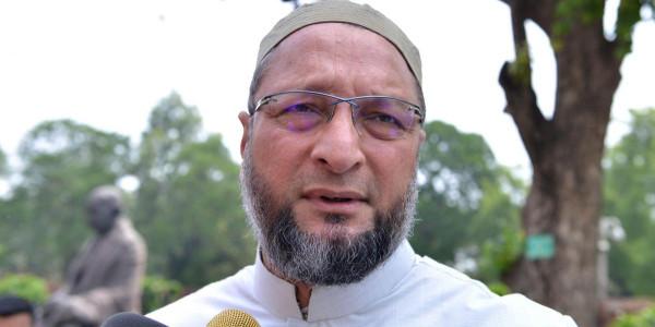 विपक्ष पर भड़के ओवैसी, पूछा- मुसलमानों के हितैषी बताएं कल कहां थे?
