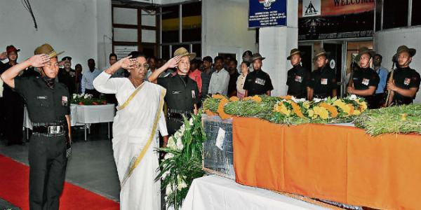भारत-पाक सीमा पर शहीद झारखंड के लाल का आज होगा अंतिम संस्कार, भाई ने कहा- हमारे लिए गर्व का दिन