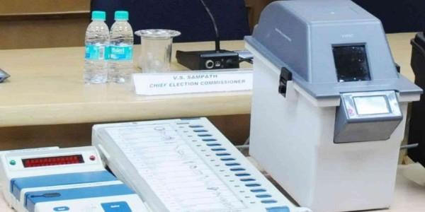 विपक्ष मिला सीईसी से, वीवीपैट के वोटों की गिनती पहले करने को कहा