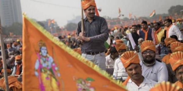 राम मंदिर: धर्म सभा में मोदी को चेतावनी- वादा नहीं पूरा किया तो सत्ता में नहीं आने देंगे