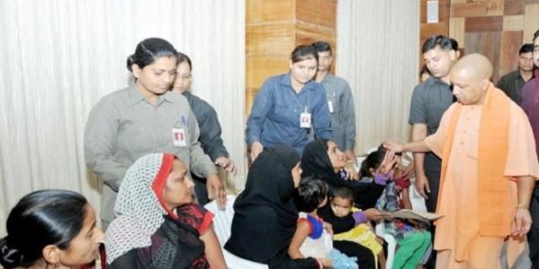 तीन तलाक पर सीएम योगी का बड़ा फैसला, मुस्लिम महिलाओं के लिए आश्रम खोलेगी यूपी सरकार