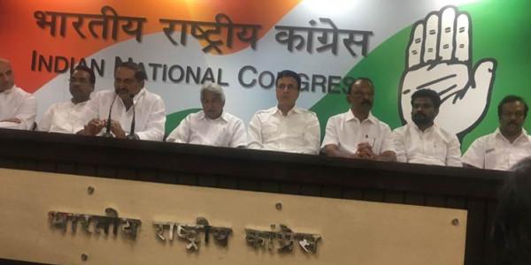 Former Andhra Pradesh CM Kiran Kumar Reddy returns to Congress fold