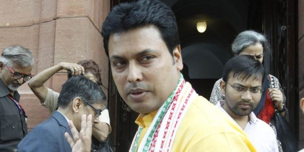 Tripura Cong demands 'unconditional apology' from Biplab Deb over 'unparliamentary' words